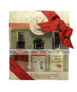 HAPPINESS IS*3pc Set MERRY WINTERBERRY Body Lotion+Mist/Spray+Shower Gel... - $9.99