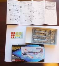 Hasegawa 1/72 Mitsubishi A6M2B Type 21 Japanese WWII Zero Fight Model Kit 1994 - $20.00