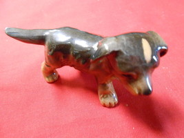 Real Cute Vintage Goebel W.Germany Cocker Spaniel Small Dog Figurine........Sale - $21.78