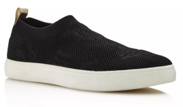 Kenneth Cole New York Women's Black Korden Floral Knit Slip-On Shoes Sneakers 9 image 1