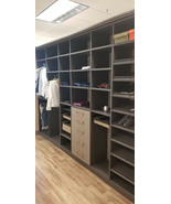 12ft Luxury Italian Closet Designs and Materials Built/Made in the USA - €4.335,73 EUR