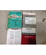 1988 TOYOTA CELICA Service Repair Workshop Shop Manual OEM Set - $69.25