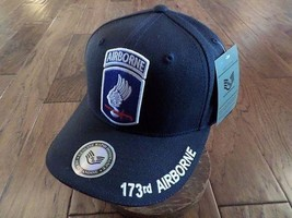 New U.S Military Army 173rd Airborne Hat 3-D Embroidered Legend Baseball... - $23.95