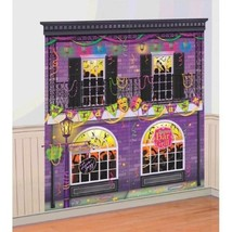 Mardi Gras Scene Setter Wall Decoration Kit New Orleans Balcony - $6.17