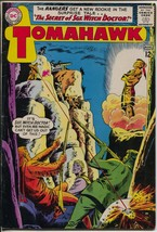 Tomahawk #87 1963-DC-witch doctor cover & story-FN - $50.44