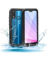 Mishcdea for Huawei P20 Lite Waterproof Case Shockproof Snowproof Dirtpr... - $21.22