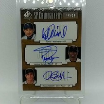 MLB card Ichiro sign card MLB 2004 Upper Deck SP Authentic Chirography T... - $764.28