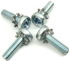 New Screws To Attach Base Stand Leg To LG TV Models 49LF5500  49LF550B  49LF550D - $7.79