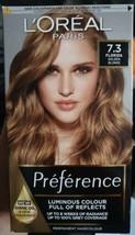 2 x L'Oreal Preference FLORIDA GOLDEN BLONDE Luminous Colour Hair Dye Pe... - $35.84