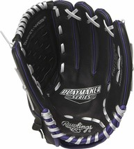 Rawlings Playmaker Youth Baseball Glove Series 11 Inch Baseball/Tee ball... - $32.71