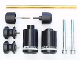 OES Frame Sliders Swingarm Spools Fork Sliders 2015 2016 2017 Yamaha FJ09 - $99.99