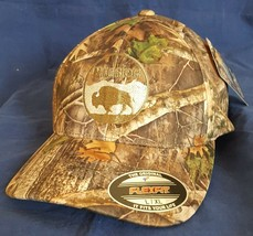 DOI Department of the Interior Bison Subdued Logo Embroidered CAMO FlexF... - $37.49