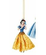 Disney Store Princess Snow White Sketchbook Ornament - $39.95