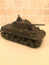Antique REVELL Tank Model Campus 1960 Made In Usa  - $65.09