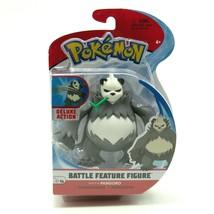 Pokemon Battle Feature Figures Pangoro New Tomy - $24.49