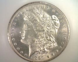 1891-CC SPITTING EAGLE TOP 100 MORGAN DOLLAR CHOICE UNCIRCULATED /GEM CH UNC/GEM image 3
