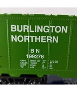 O Scale Industrial Rail Burlington Northern Box Car IDM 1003 Model RR Tr... - $24.75