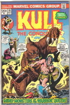 Kull The Conqueror Comic Book #10 Marvel Comics 1972 FINE- - $5.24