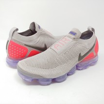 best authentic 64b7d a9587 Nike Air Vapormax Flyknit Moc 2 Lune Particule Solaire Rouge Baskets Hommes  - £146.33 GBP