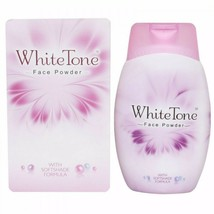 White Tone Face Powder Soft shade 50GM FS - $8.50