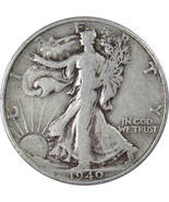 1940 Walking Liberty 50 Cents Silver Coin Nice! - $11.63