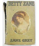 Betty Zane [Hardcover] Grey, Zane - $79.09