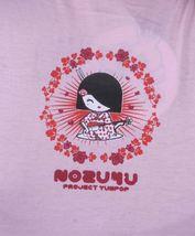 NoZu4U Womens Japanese Anime Bon Bon Cosmopolitan Pink T-Shirt image 5
