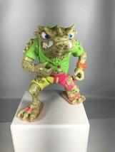 1990 Napoleon Bonafrog Teenage Mutant Ninja Turtles Vintage Figure TMNT - $9.89