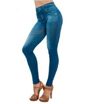Hot Women Stretchy Jeans Sexy Leggings Clubwear Skinny Fit Sexy Casual Pants - $8.50