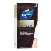 PHYTOCOLOR Permanent Coloring Treatment Shade 4 Chestnut - $28.00