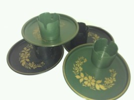 Magna-Coaster Mid Century Cup Holder & Snack Tray by LAZY JACKS Set of 4  - $16.95