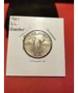 1927 Standing Liberty Quarter!!! Nice Coin!!! 90% Silver!!! - $9.60