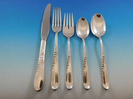Silver Wheat by Reed & Barton Sterling Silver Flatware Set 12 Service 66 pcs  - $3,595.00