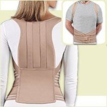 FLA Orthopedics Soft Form Posture Control Brace, Large - $35.99