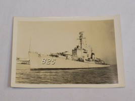 USS Carpenter DDK DDE 825 Navy Ship Korean War Photo Postcard Vintage Pi... - $29.99