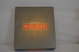 A Question of Scruples Game 1986 Milton Bradley Co. (Complete) - $24.99
