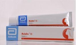 Abbott MELALIITE 15 CREAM (50 GM) - $13.90