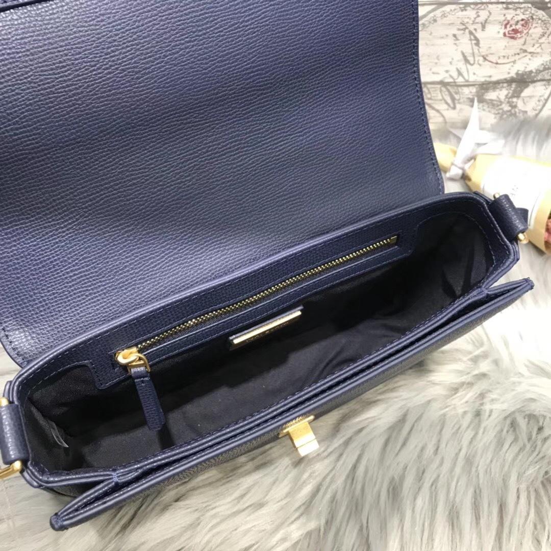 NWT Tory Burch Kira Double Strap Shoulder Bag