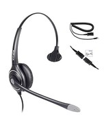 Office Monaural Headset Headphones for Cisco IP Telephone 7940 7960 7970... - $29.88