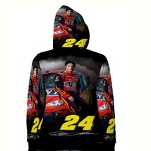 Jeff Gordon Hoodie Fullprint for women - $40.99+