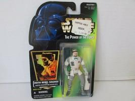 Kenner 69821 Star Wars Pouvoir de la Force Hoth Rebel Soldat Figurine Ar... - $8.81