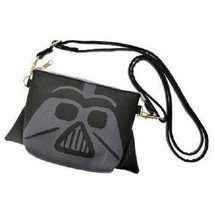 Disney Store Japan Limited Star Wars Darth Vader Smartphone Pochette Sho... - $82.17
