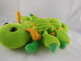 "Caltoy Glove Hand Puppet Green insect 6 legs catapillar NICE 10"" - $10.88"