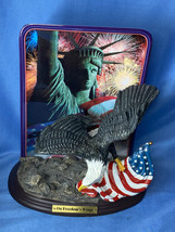 The Bradford Exchange On Freedom Wings A2890 Commemorative Collection 2001 - $40.99