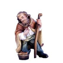 Kneeling Shepherd for Nativity scene Set, Nativity Figurines - $34.95+