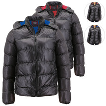 Women's Slim Fit Lightweight Zip Insulated Packable Puffer Hooded Jacket