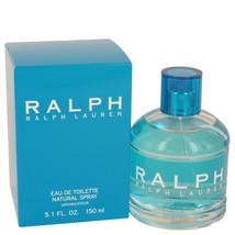 Ralph Lauren Ralph Perfume 5.1 Oz Eau De Toilette Spray  image 6