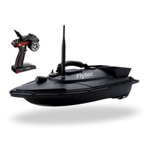 V500 50cm Fishing Bait RC Boat 500M Remote Fish Finder 5.4km/h Double Mo... - $173.98