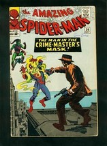 AMAZING SPIDER-MAN #26 1965-MARVEL COMICS-GREEN GOBLIN-very good minus VG- - $100.88