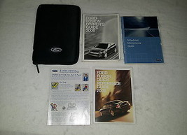 2006 Ford Fusion Owners Manual 04406 - $15.79